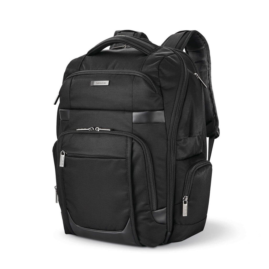 "Samsonite Tectonic 2 Sweetwater Backpack W/ USB 17"" front view"