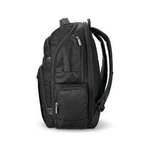 "Samsonite Tectonic 2 Sweetwater Backpack W/ USB 17"" side view"