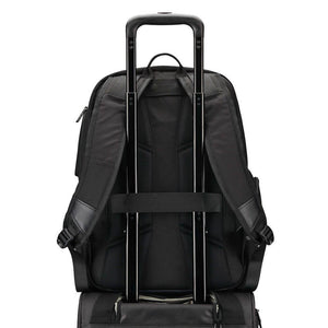 "Samsonite Tectonic 2 Sweetwater Backpack W/ USB 17"" rear view"