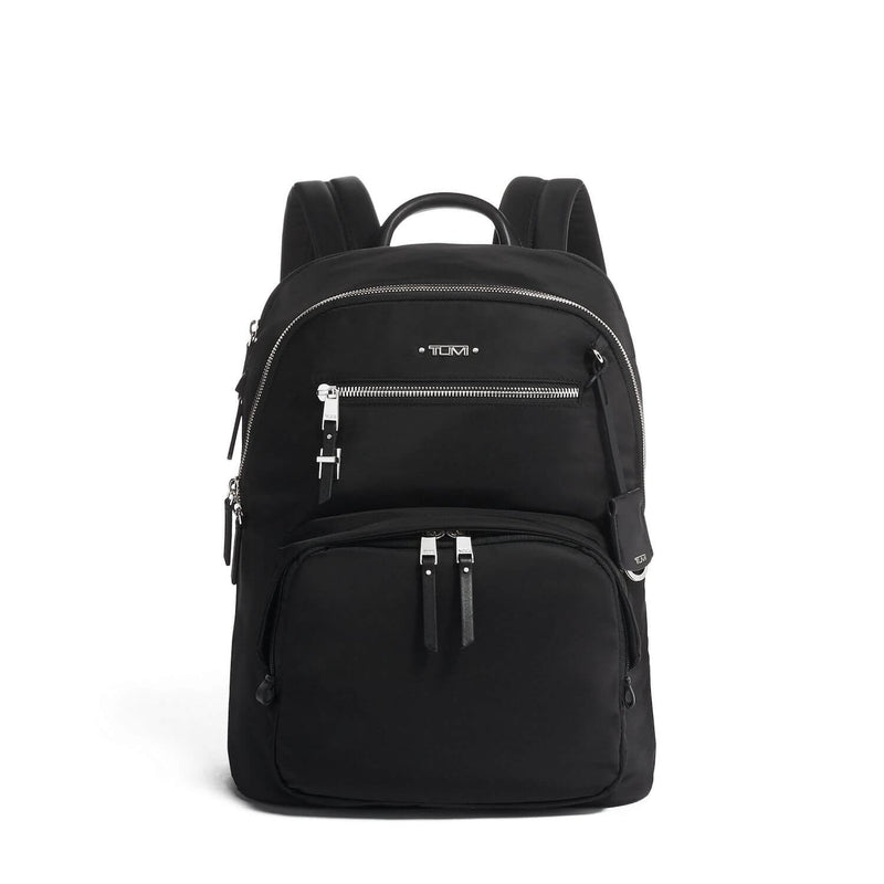 TUMI Voyageur Hartford Backpack in colour Mink - Forero's Bags and Luggage Vancouver Richmond