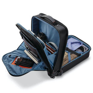 "Samsonite Pro Vertical Spinner Mobile Office (17"") - Forero's Bags and Luggage"