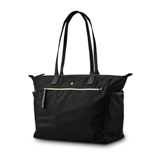 "Samsonite Mobile Solution Deluxe Carryall 15.6"" in Black front view"