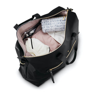 Samsonite Mobile Solution Classic Women's Duffle in Black inside view