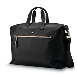 Samsonite Mobile Solution Classic Women's Duffle in Black front view