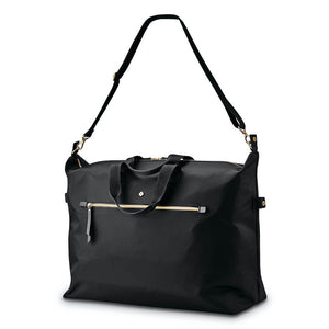 Samsonite Mobile Solution Classic Women's Duffle in Black shoulder strap