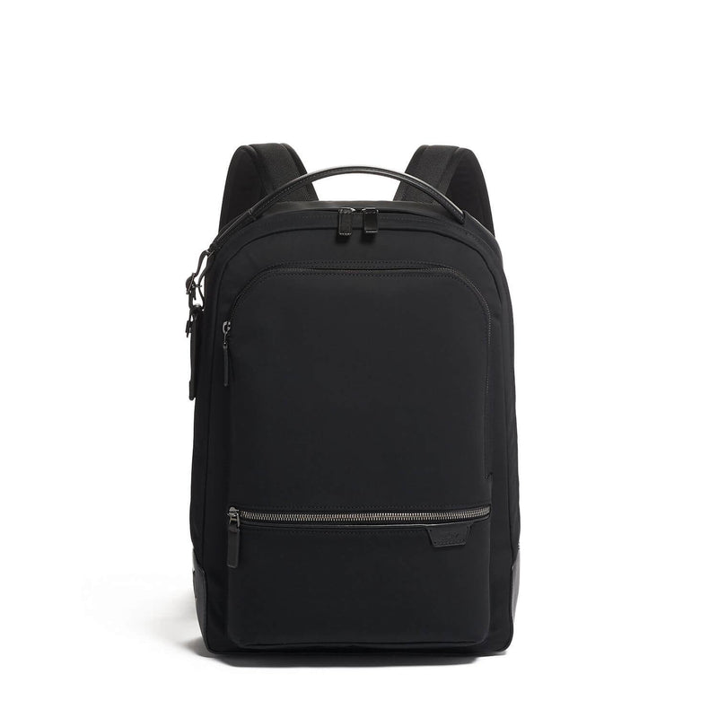 TUMI Harrison Bradner Backpack in colour Black - Forero's Bags and Luggage Vancouver Richmond