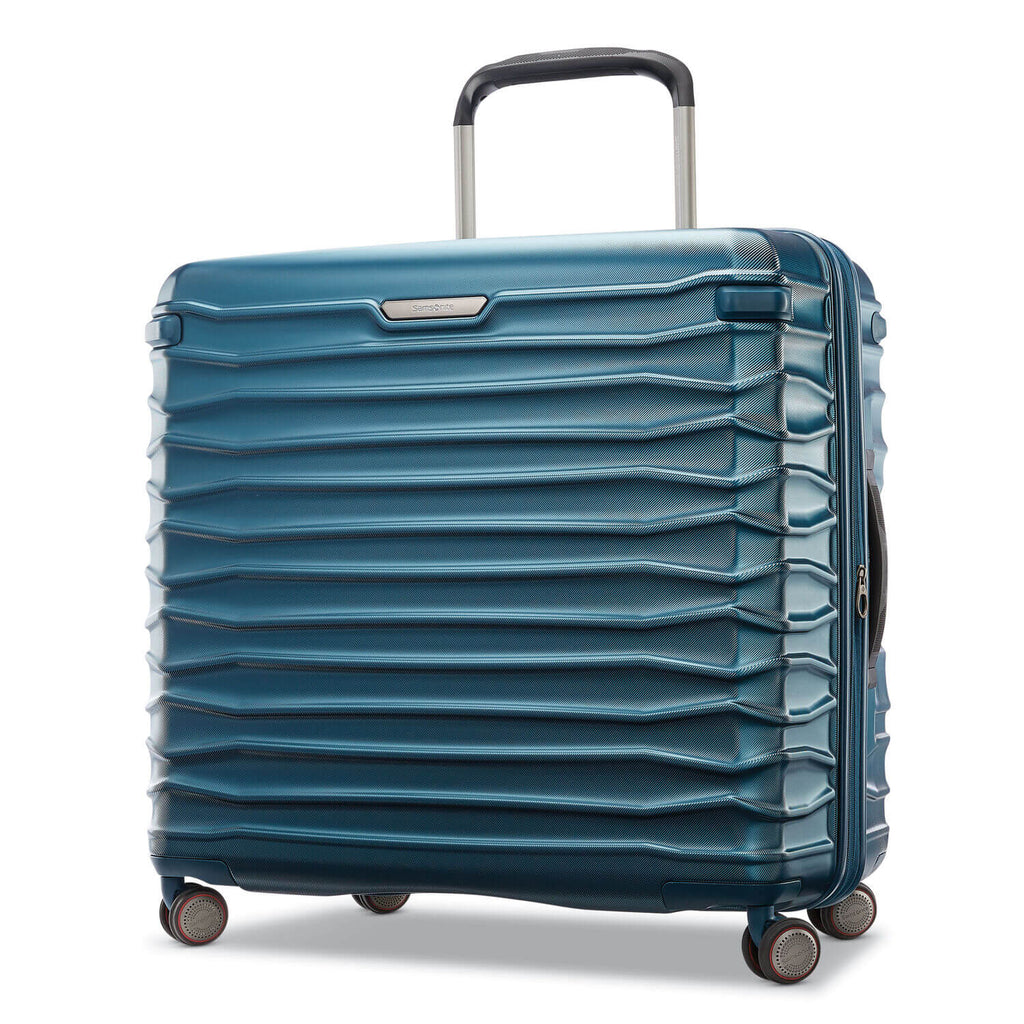 Samsonite Luggage Stryde large deep teal Forero's Bags and Luggage