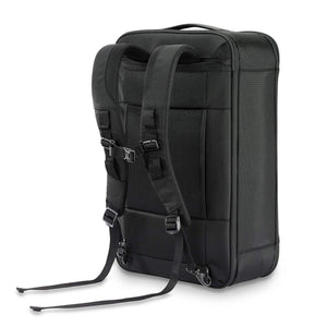 Briggs & Riley Baseline Convertible Duffle-Backpack in Black backpack straps