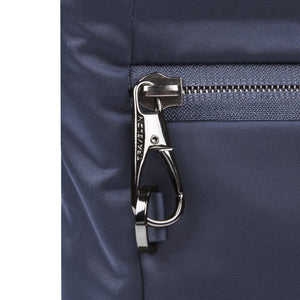 Travelon Anti-Theft Parkview Small Crossbody in colour Navy - Forero's Bags and Luggage Vancouver Richmond