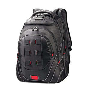 "Samsonite Tectonic 2 Perfect Fit Laptop Backpack 17"" in Black front view"