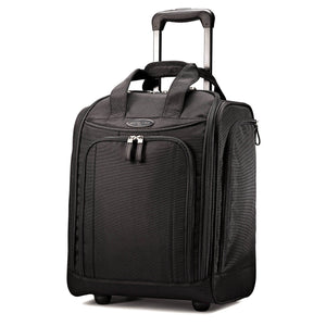Samsonite Luggage Wheeled Underseater Large in colour Black