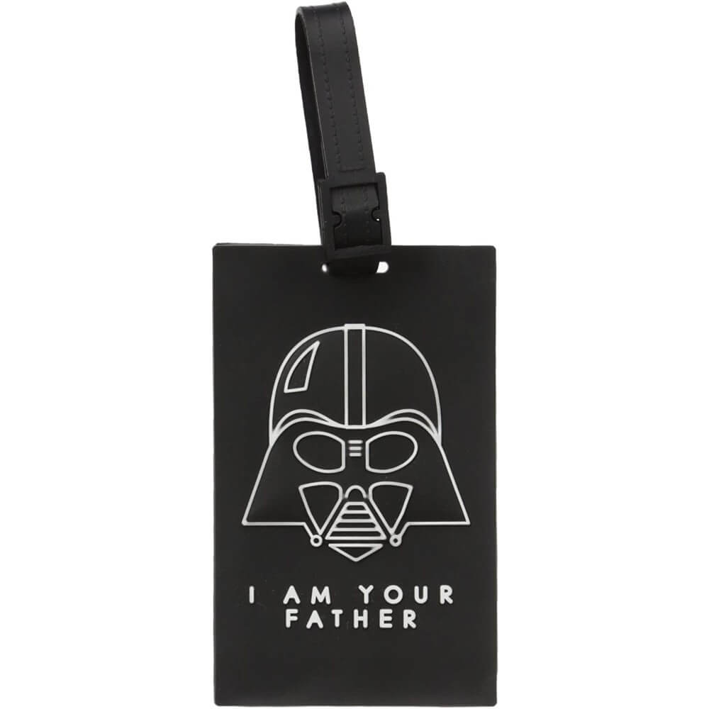American Tourister x Disney Star Wars Luggage ID Tag in colour Vader