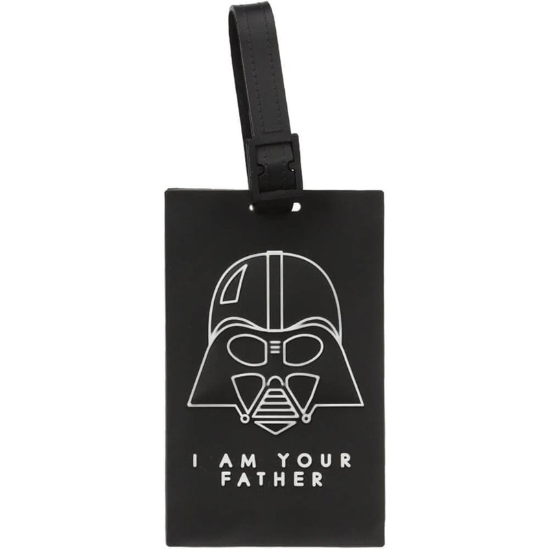 Disney Luggage ID Tag - Vader - Forero's Bags and Luggage