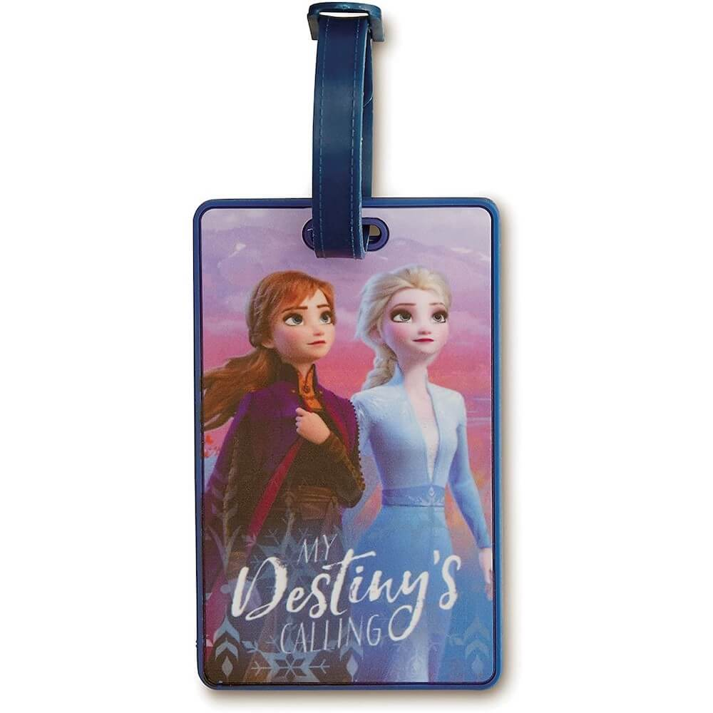 Disney Luggage ID Tag - Frozen II - Forero's Bags and Luggage