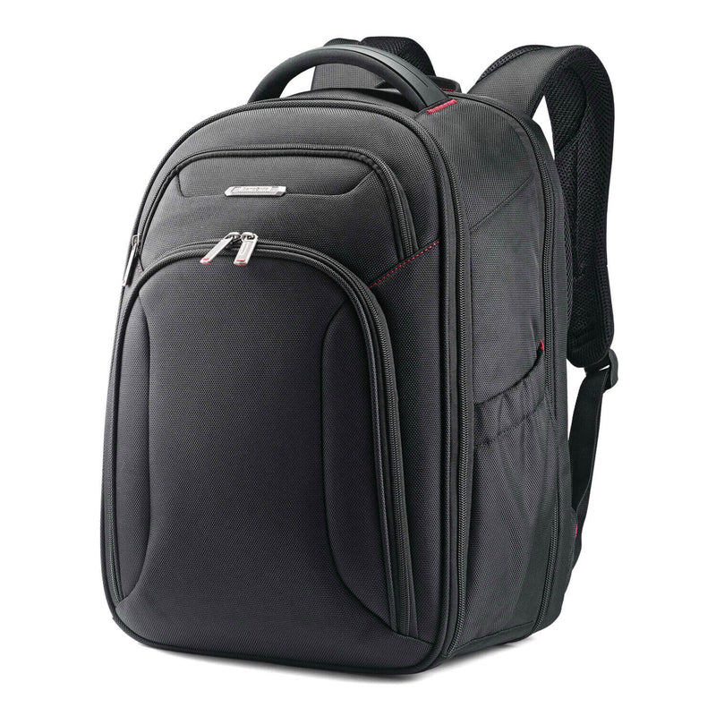 "Samsonite Xenon 3.0 Large Backpack (15.6"") in Black front view"