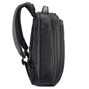 "Samsonite Xenon 3.0 Small Backpack (13.3"") in Black side view"