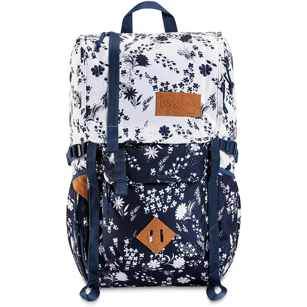 JanSport Hatchet Backpack in Charmed Garden Navy - Forero's Vancouver Richmond