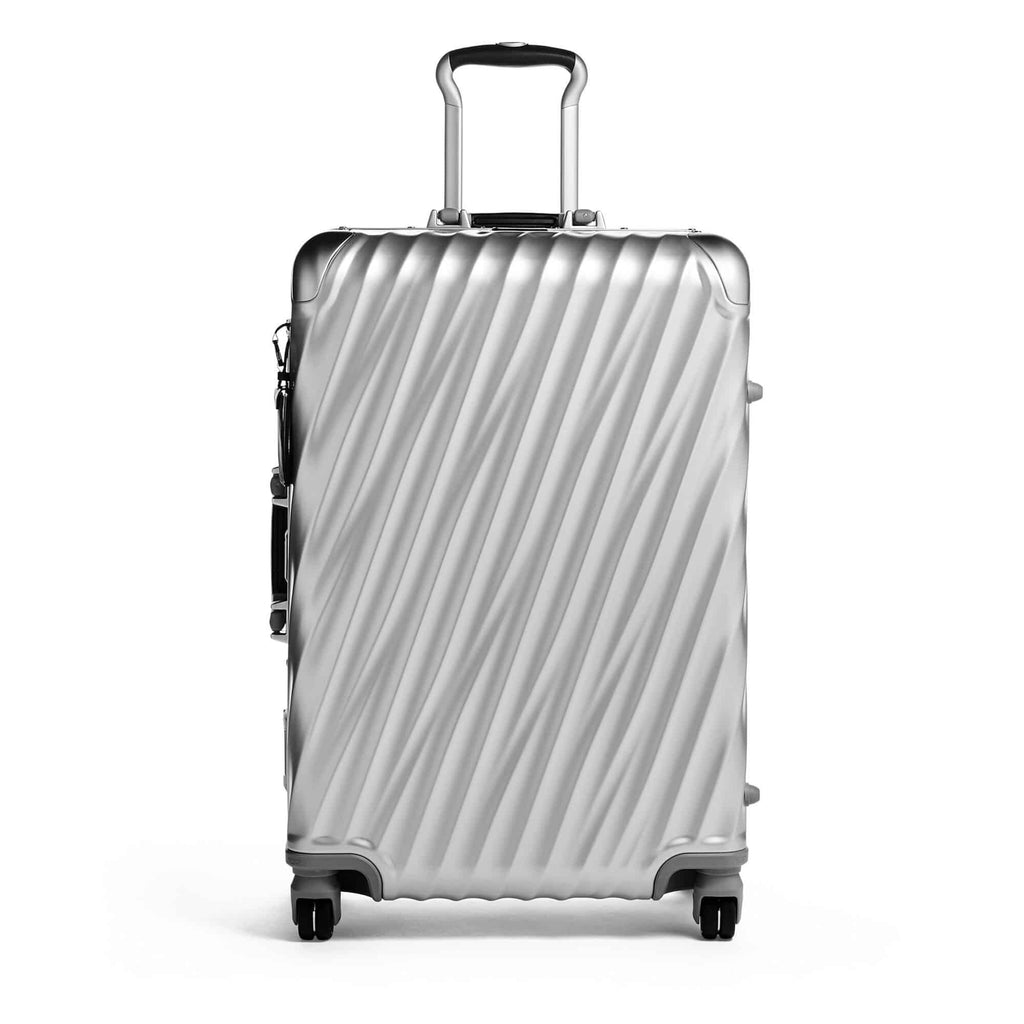 Tumi 98821 19 Degree Aluminum Short Trip Packing Case in colour silver