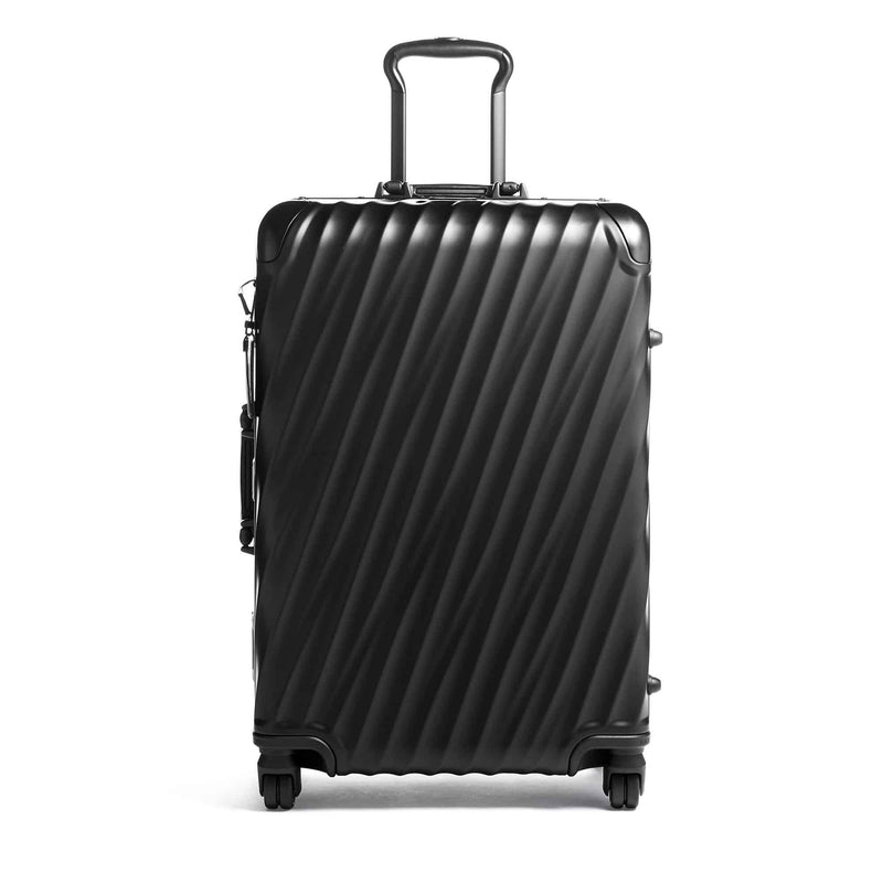 Tumi 98821 19 Degree Aluminum Short Trip Packing Case silver - front