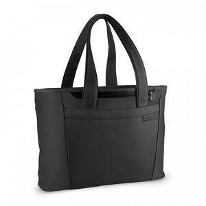 Briggs & Riley Baseline Large Shopping Tote black - side