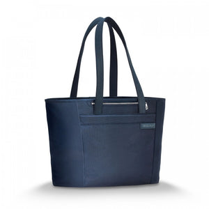 Briggs & Riley Baseline Large Shopping Tote navy - side