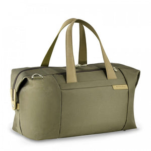Briggs & Riley Baseline Large Weekender olive - side