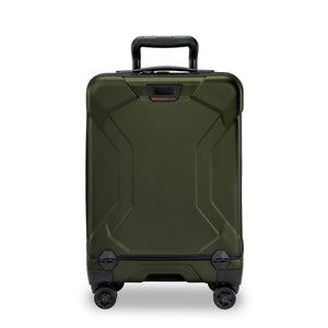 Briggs & Riley Torq Domestic Carry-On colour Hunter front view