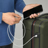 Briggs & Riley Torq Domestic Carry-On colour Hunter USB charging