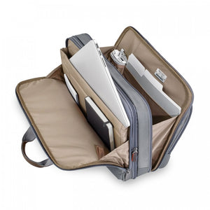 @work Medium Expandable Brief - Forero's Bags and Luggage