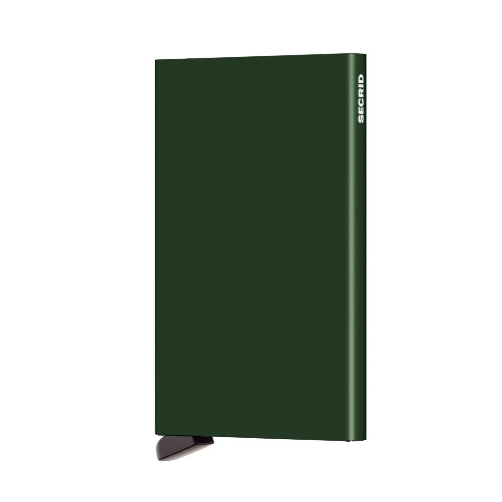 Secrid Cardprotector Green - front