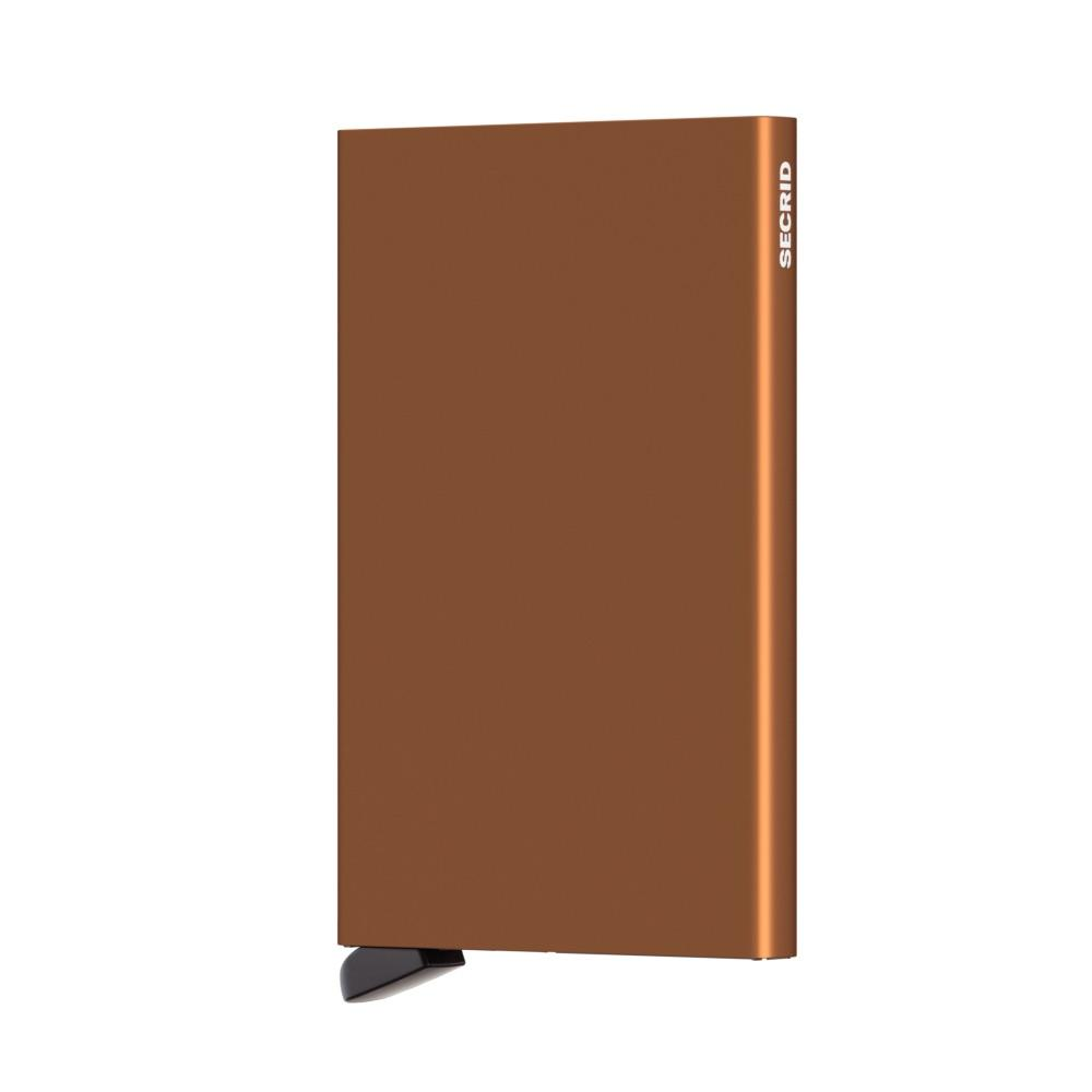 Secrid Cardprotector Rust - front