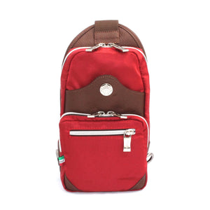 Orobianco Giacomix Sling Bag in Rosso - Forero's Vancouver Richmond