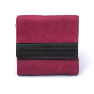 Osgoode Marley Ultra Mini Wallet in Chianti - Forero's Vancouver Richmond