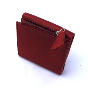 Osgoode Marley Ultra Mini Wallet in Garnet - Forero's Vancouver Richmond