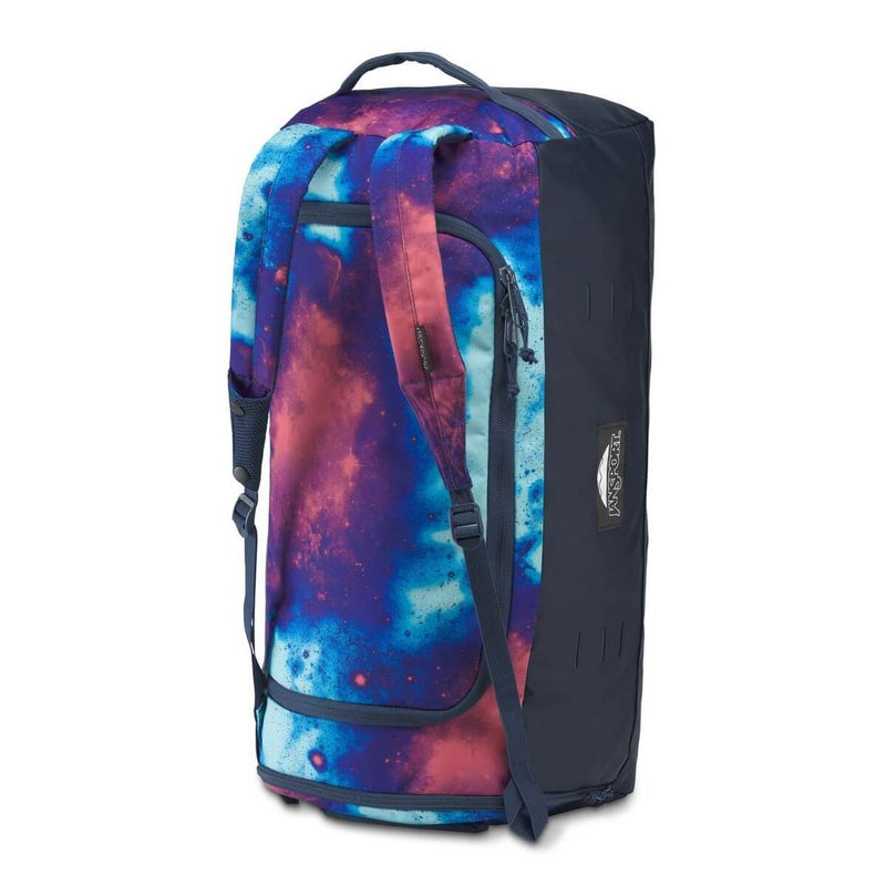 JanSport Good Vibes Gear Hauler 56L in Outer Space - Forero's Vancouver Richmond