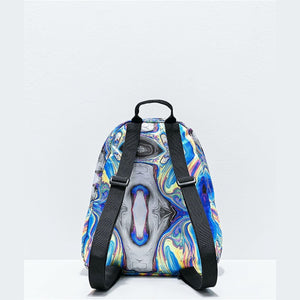 JanSport Half Pint FX Backpack in Oil Swirl - Forero's Vancouver Richmond