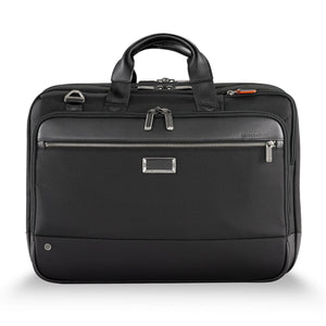 @work Large Expandable Brief - Forero's Bags and Luggage