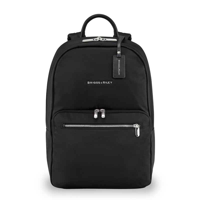 Briggs & Riley Rhapsody Essential Backpack in colour black - front