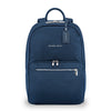 Briggs & Riley Rhapsody Women's Essential Backpack in Navy front view