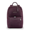 Briggs & Riley Rhapsody Women's Essential Backpack in Plum front view