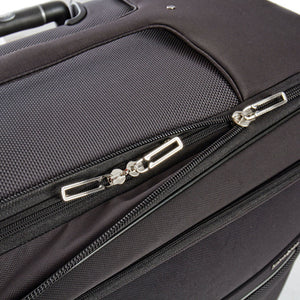 "Samsonite B-Lite Icon Spinner Large Expandable 29"" in Black zippered expansion"