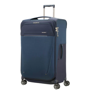 "Samsonite B-Lite Icon Spinner Large Expandable 29"" in Blue front view"