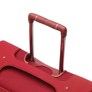 "Samsonite B-Lite Icon Spinner Large Expandable 29"" in Red pull handle"