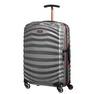 Samsonite Lite-Shock Sport Carry-On in colour Eclipse Grey - Forero's Vancouver Richmond