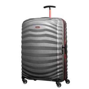 "Samsonite Lite-Shock Sport Large 28"" in Eclipse Grey front view"