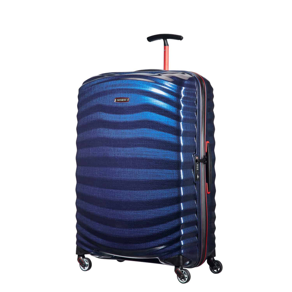Samsonite Luggage Black Label Lite-Shock Sport Large nautical blue Forero's Bags and Luggage