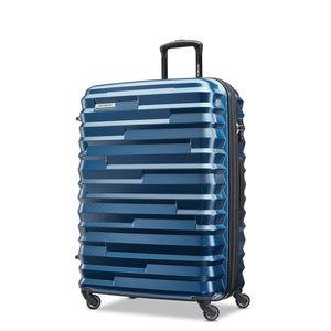 Samsonite Ziplite 4.0 Spinner Large Expandable in Lagoon front view