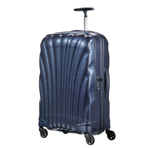 Samsonite Black Label Cosmolite Carry-On in Midnight Blue front view