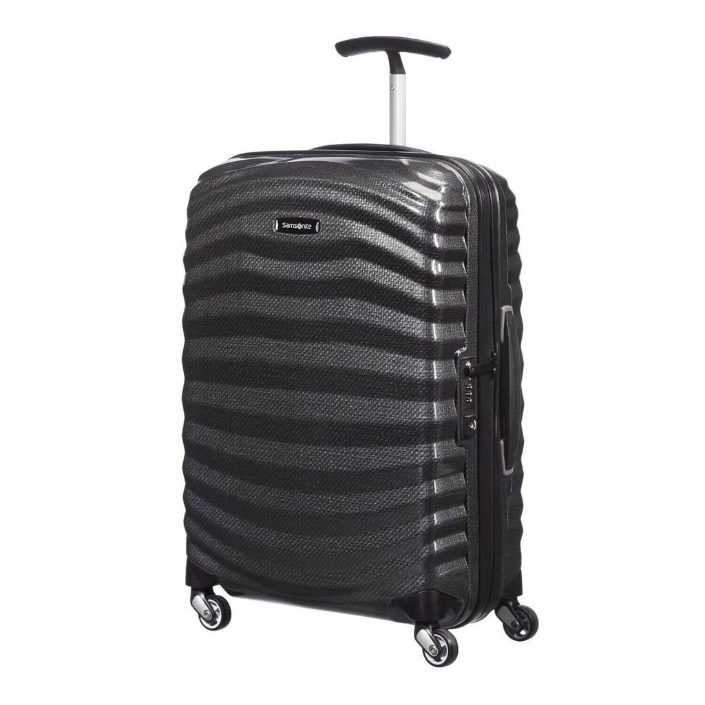 Samsonite Black Label Lite-Shock Carry-On black Forero's Bags and Luggage Vancouver Richmond