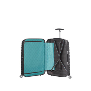 Samsonite Lite-Shock Carry-On in Black inside view